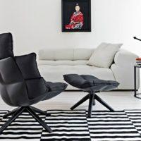 Дизайнерское кресло HUSK с доставкой интернет магазин MODEMUS 2