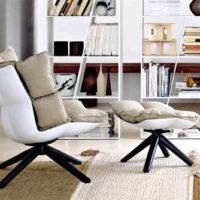 Дизайнерское кресло HUSK с доставкой интернет магазин MODEMUS