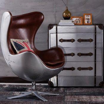 Дизайнерское кресло Aviator с доставкой интернет магазин MODEMUS 1