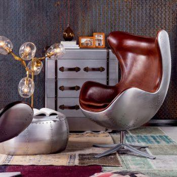 Дизайнерское кресло Aviator с доставкой интернет магазин MODEMUS 2