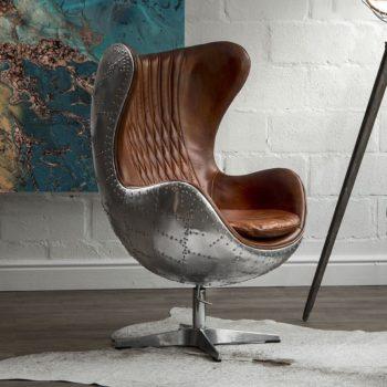 Дизайнерское кресло Aviator с доставкой интернет магазин MODEMUS 3