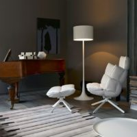 Дизайнерское кресло HUSK с доставкой интернет магазин MODEMUS 3