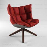 Дизайнерское кресло HUSK с доставкой интернет магазин MODEMUS 6