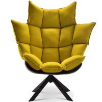 Дизайнерское кресло HUSK с доставкой интернет магазин MODEMUS 77